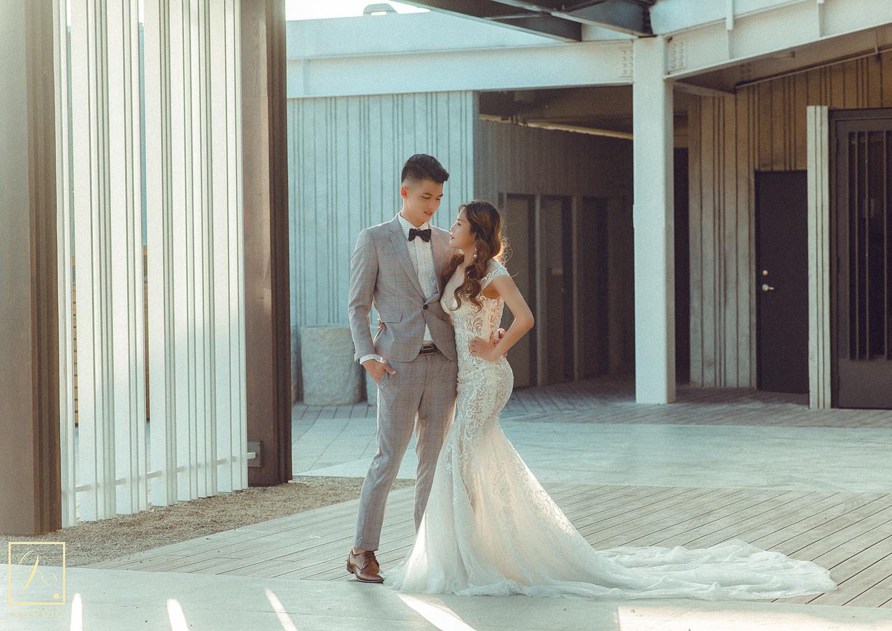 台中街拍婚紗照