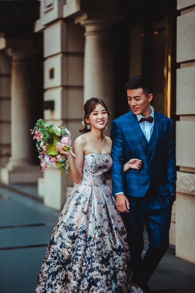 台中街拍婚紗