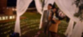 台中戶外草地求婚佈置