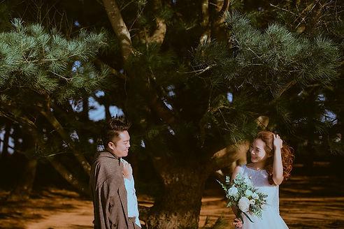 台中九天黑森林婚紗攝影