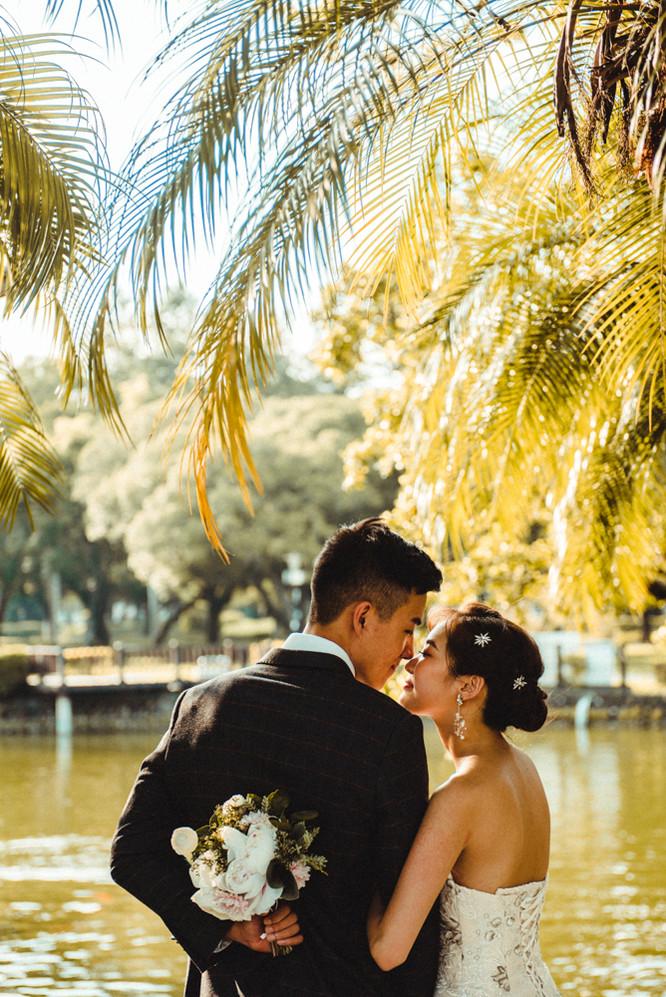 台中公園婚紗攝影