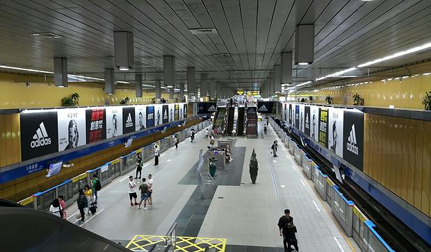 捷運站求婚企劃