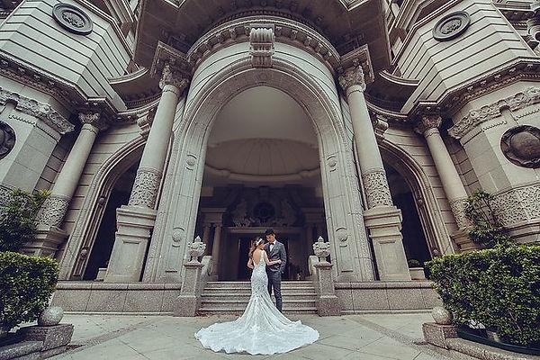 台中赫里翁歐式城堡婚紗攝影-台中那一刻婚紗