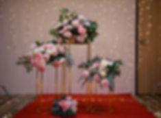 求婚道具租借-方型花柱