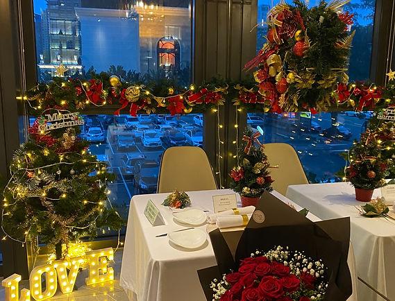 求婚道具出租-節慶特色套餐 │ 聖誕節求婚、情人節求婚、跨年求婚