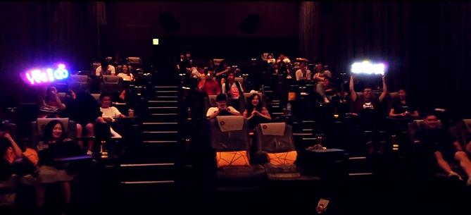 電影院求婚企劃