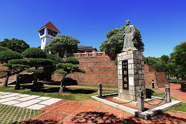 Anping Old Fort│Marriage Proposal in Tainan, Taiwan, attraction
