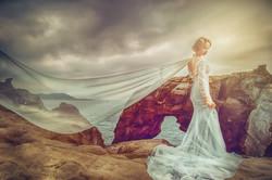 台灣台北象鼻岩婚紗,東北角超美婚紗,台灣海岸婚紗拍攝,海灘婚紗攝影