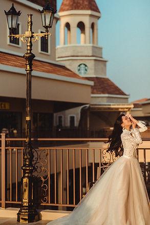臺中麗寶outlet義大利鐘樓婚、歐洲街道紗攝影-台中那一刻婚紗