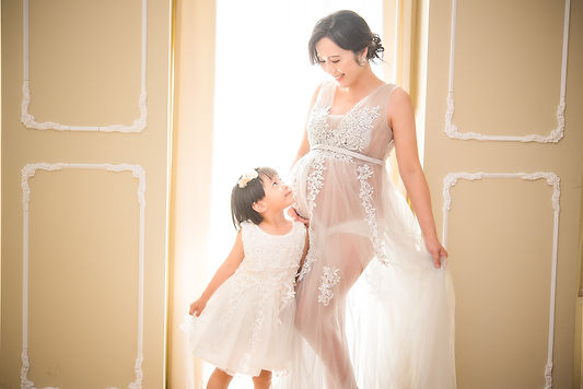 台中孕婦寫真攝影推薦、孕婦寫真禮服、孕婦寫真拍攝風格