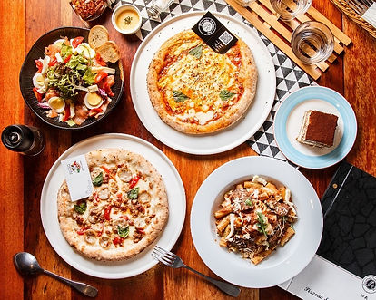 淬義 Pizzeria & Trattoria Tre餐點