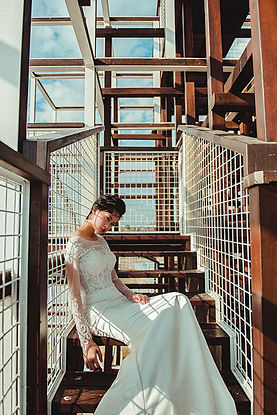 台中中央公園階梯婚紗攝影