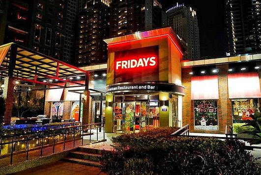 台中FRIDAYS餐廳