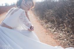 台中婚紗九天黑森林,台中仙女系婚紗,森林系婚紗攝影台中推薦