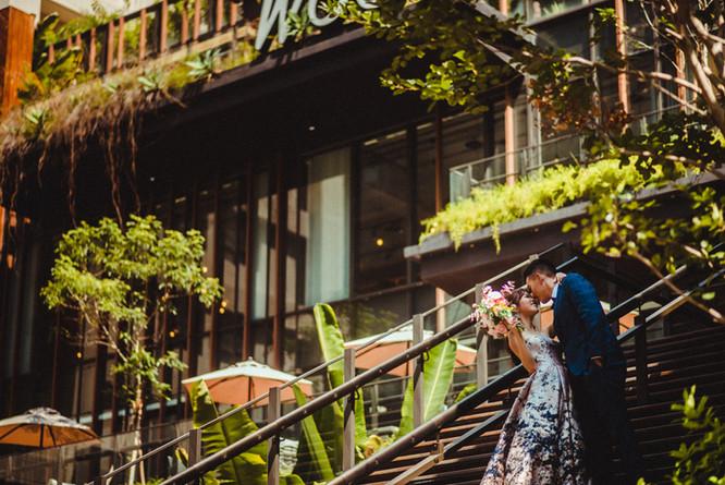 台中書局婚紗拍攝