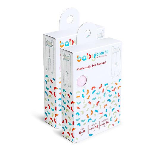 Baby ComFit™ - 2 sizes, same colour