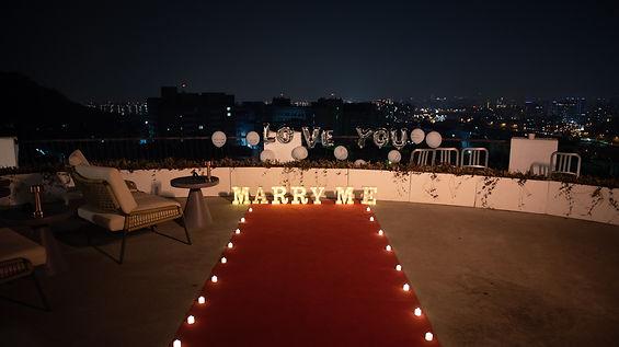 求婚道具出租-紅毯
