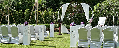 福華大飯店戶外證婚場地