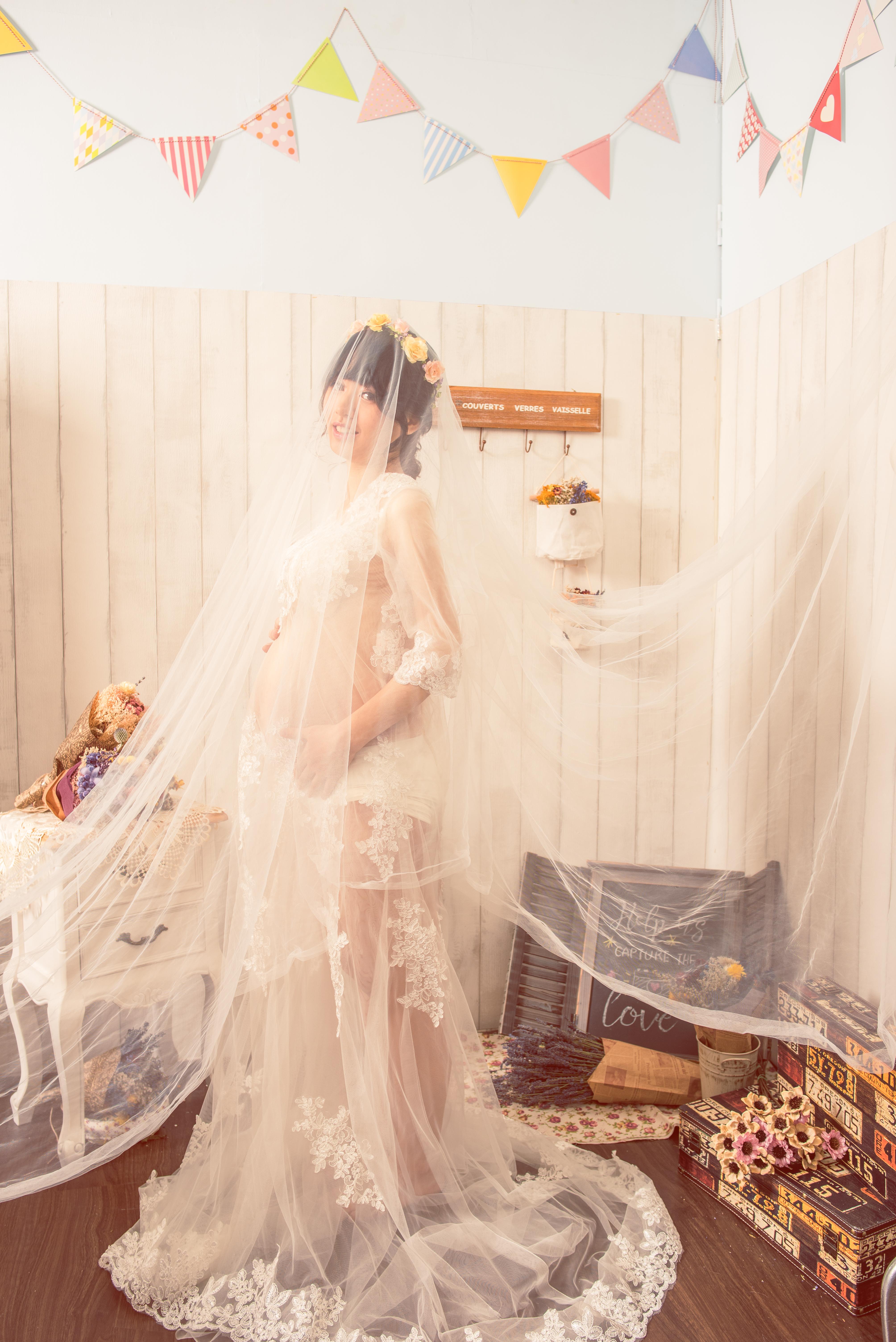 台中日雜孕婦寫真, 台中孕婦可愛居家, 台中孕婦ZAKKA