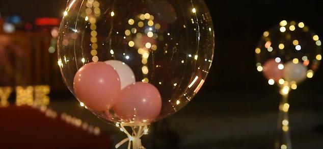 Marriage Proposal Decoration│ Balloon, Marriage Proposal in Taipei