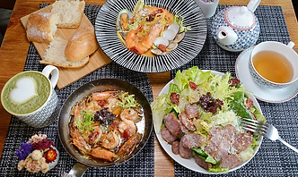 新竹求婚餐廳-冪 La Miette Cafe&Bistro餐點