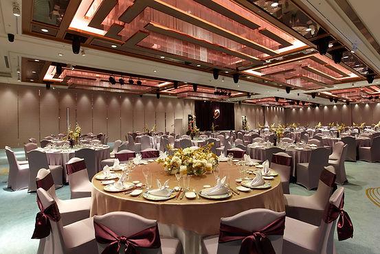 台中金典酒店婚宴會館