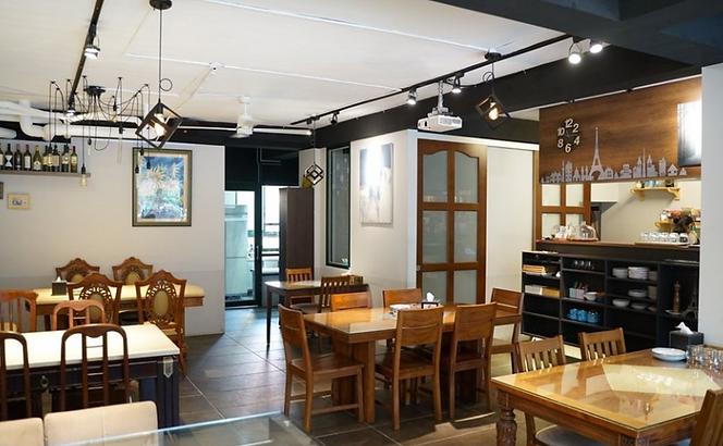 新竹求婚餐廳-米樂室內空間