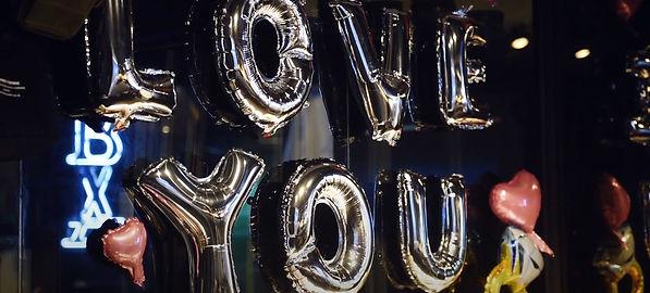 高雄求婚道具出租-字型氣球