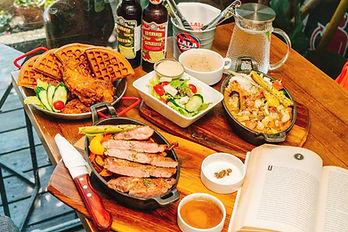 新竹求婚餐廳-LALA Kitchen 新竹科園店餐點