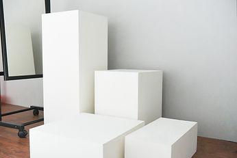 台中形象照拍攝道具之站台、座台(蘋果箱) │ 萊雅視覺