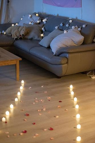 家中求婚佈置-蠟燭燈,台中求婚布置推薦、新竹求婚布置推薦、南投求婚布置推薦、墾丁求婚布置推薦、高雄求婚布置推薦、台北求婚布置