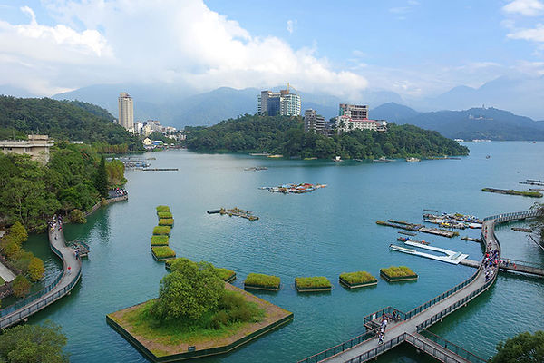 Sun Moon Lake│Marriage Proposal, Taiwan, Nantou,