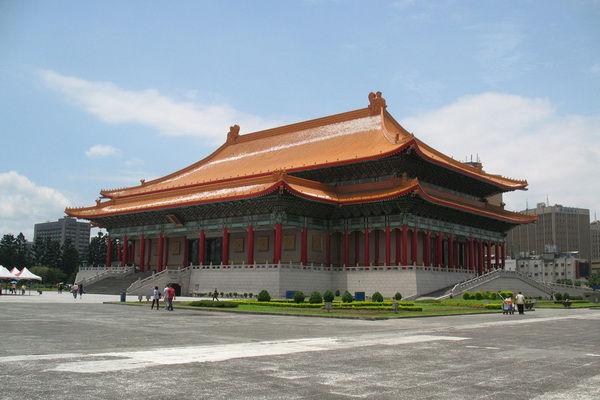 Sun Yat-sen Memorial Hall │ Taipei, Outdoor Marriage Proposal, grassland
