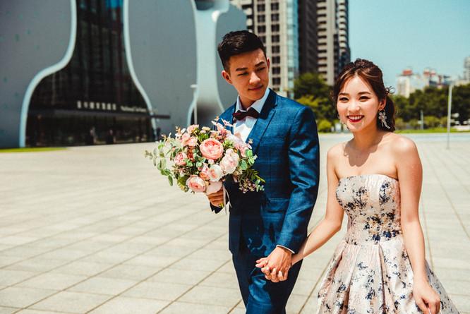 台中歌劇院婚紗攝影