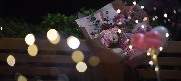 台北求婚道具-花束,台北求婚企劃推薦、台北求婚規劃、台北求婚企劃公司
