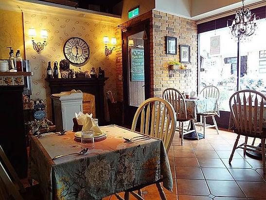 新竹求婚餐廳-凡妮莎南歐花園餐廳室內用餐區