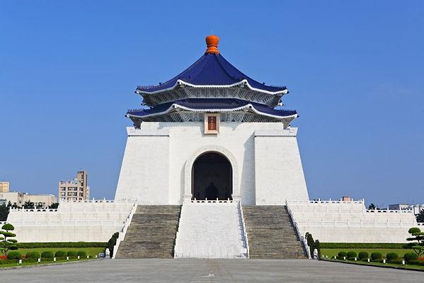Chiang Kai-shek Memorial Hall in Taipei │ Marriage Proposal Attraction, proposal ring