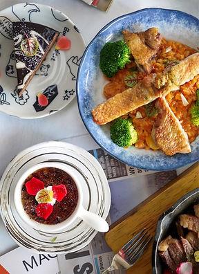 Ulove羽樂歐陸創意料理餐點