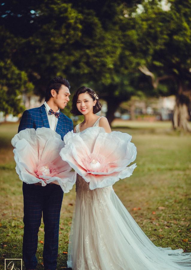 台中婚紗攝影工作室推薦