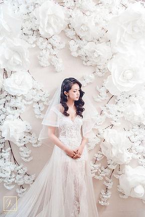 A-Line婚紗禮服 │台中婚紗攝影、台中婚紗禮服推薦、台中婚紗禮服租借