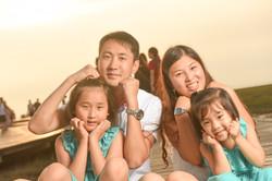 台中全家福拍攝, 台中全家福寫真, 台中兒童攝影, 中部全家福拍攝,