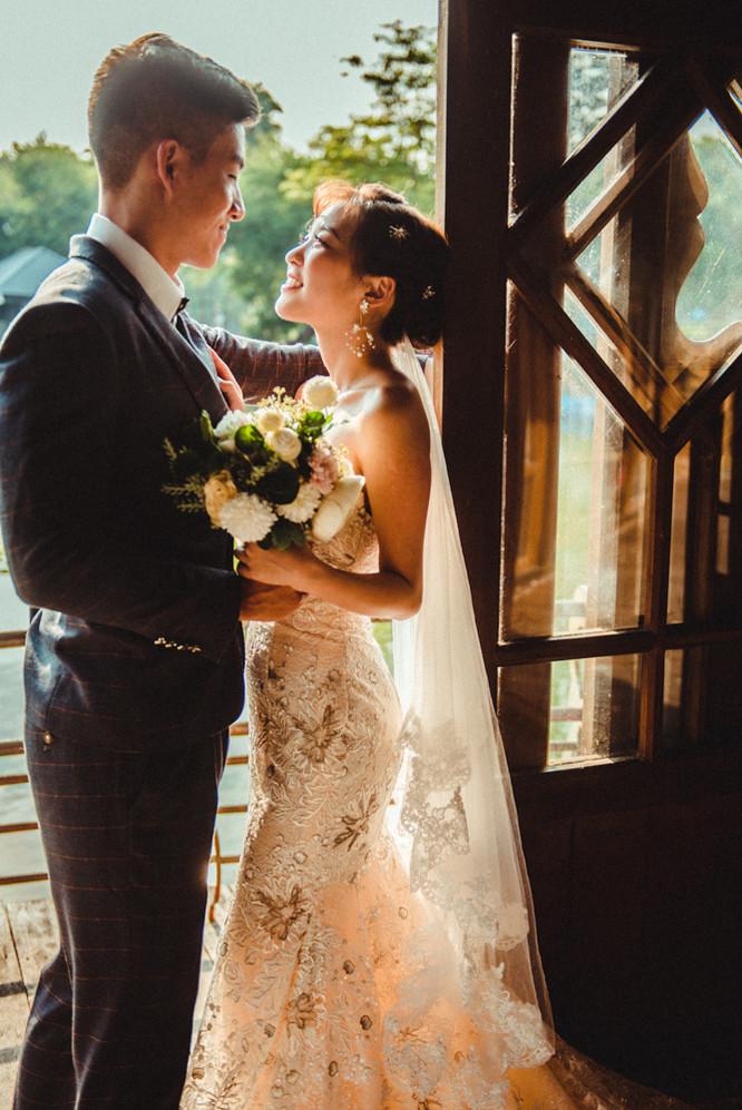 台中唯美清新婚紗攝影