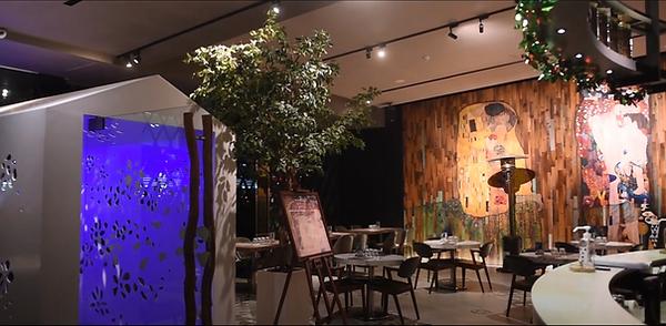 buna caf'e 布納咖啡館 林口店-室內│桃園餐廳求婚、桃園求婚企劃、桃園求婚錄影