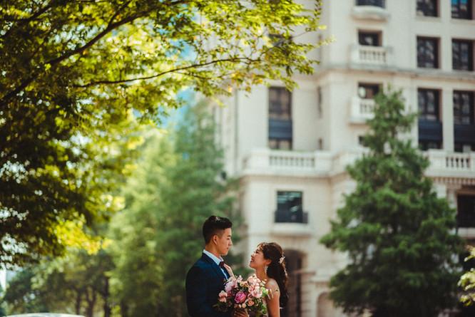 台中 街拍婚紗