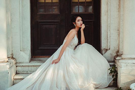台中市役所百年古典建築婚紗攝影