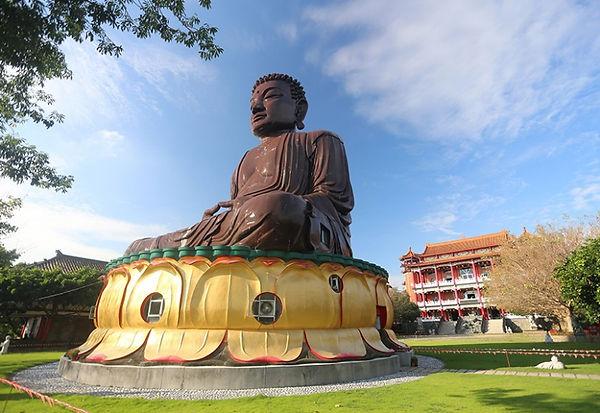 Bagua Mountain Giant Buddha │Marriage Proposal in Changhua, Taiwan