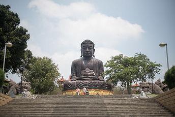 Bagua Mountain Giant Buddha │Marriage Proposal, Changhua, Taiwan