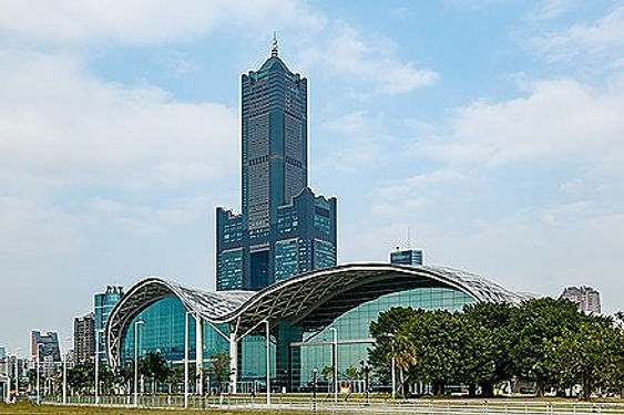 85 Sky Tower │Kaohsiung Marriage Proposal, Taiwan