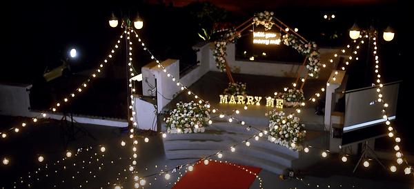 樂尼尼義式餐廳-求婚布置 │ 艾杜創意 求婚企劃