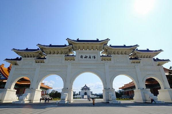 Liberty Square │ Marriage Proposal in Taipei,